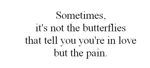 Feelings Heal Love Pain Quote Scars: True Feelings For Him Quotes. QuotesGram