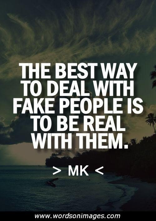 Best Quotes On Fake Peoples: Fraud Quotes Love. QuotesGram