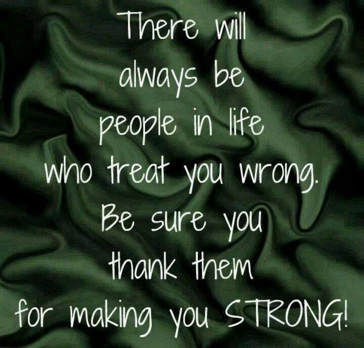 Bad People Quotes: People Treat You Bad Quotes. QuotesGram