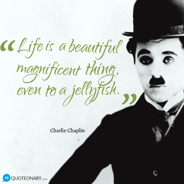 Famous Quotes By Charlie Chaplin: Charlie Chaplin Quotes About Life. QuotesGram