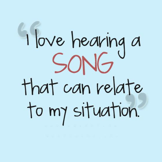 I Love My Music Quotes Quotesgram