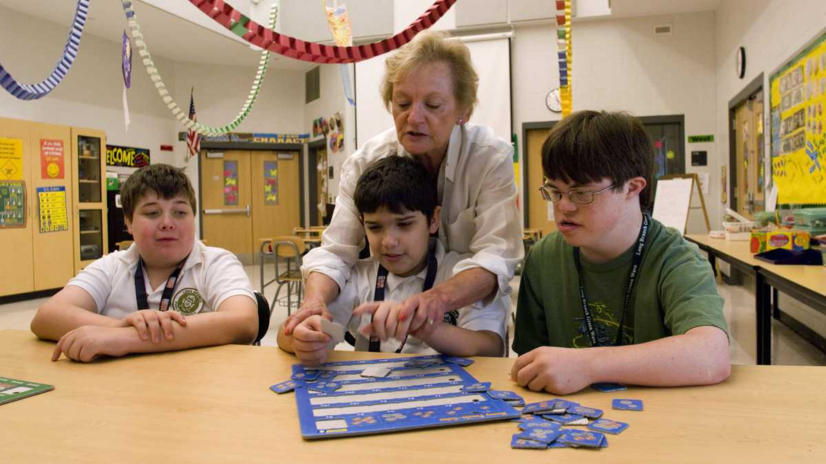 disabled children and education essay