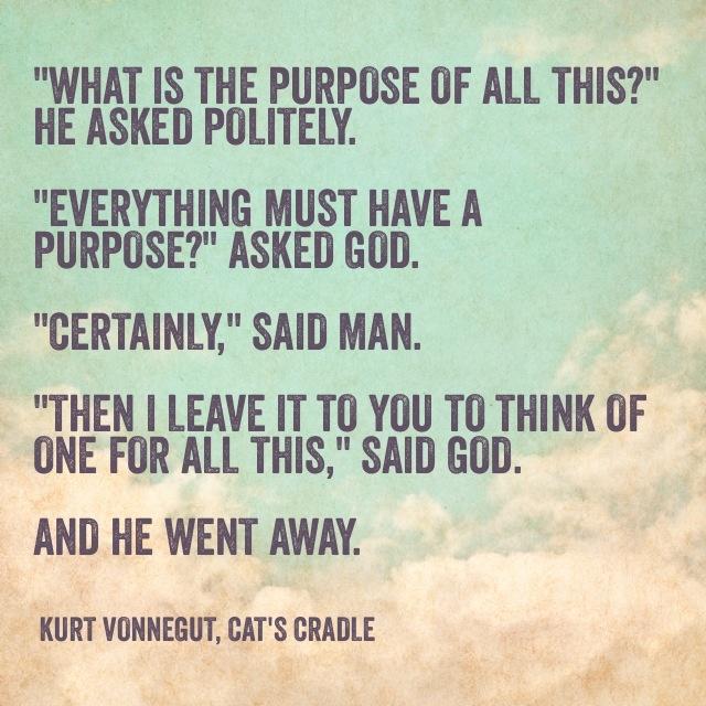 Atomic Bomb In Cat S Cradle By Kurt Vonnegut