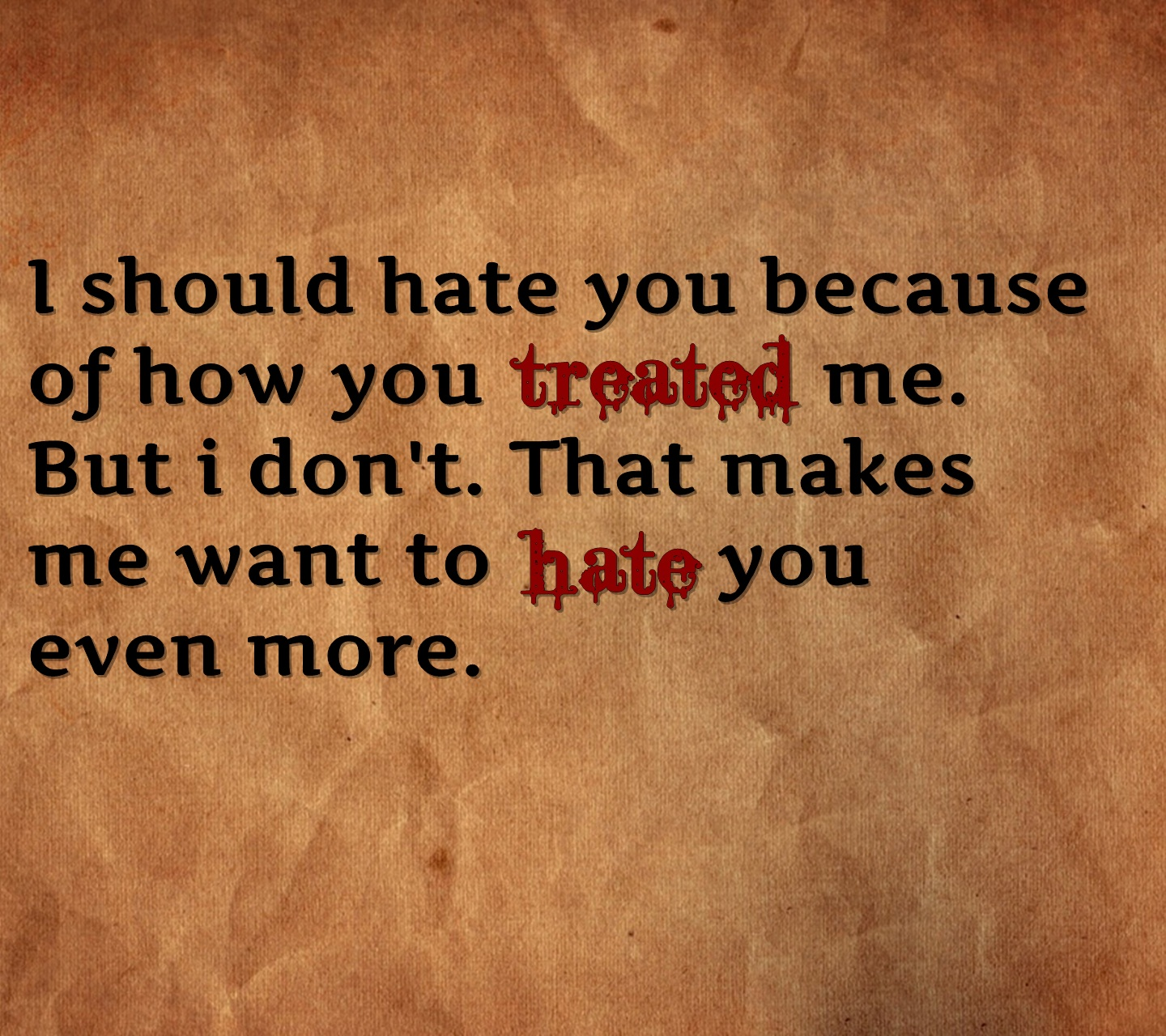 Cute Hate Quotes: Hd Best Quotes Hate. QuotesGram
