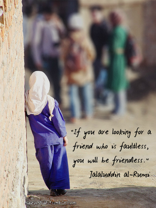 Muslim Quotes On Frien...