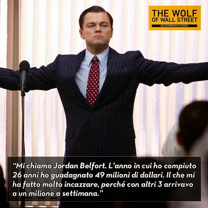 Wall Street Quotes: Wolf Of Wall Street Quotes. QuotesGram