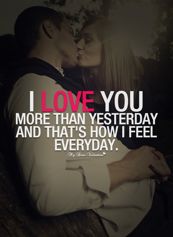I Love You More Than Quotes: Quotes Love You More. QuotesGram