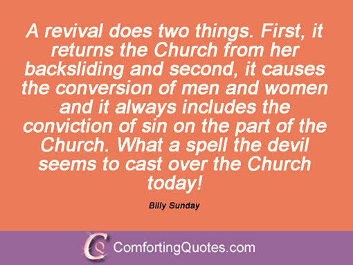 Spiritual Quotes About Revival Quotesgram