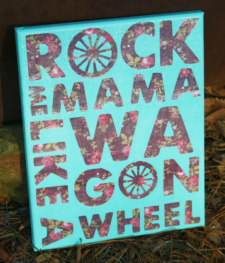 Wagon wheel lyrics