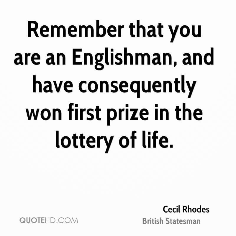 Cecil Rhodes Quotes Racist. QuotesGram