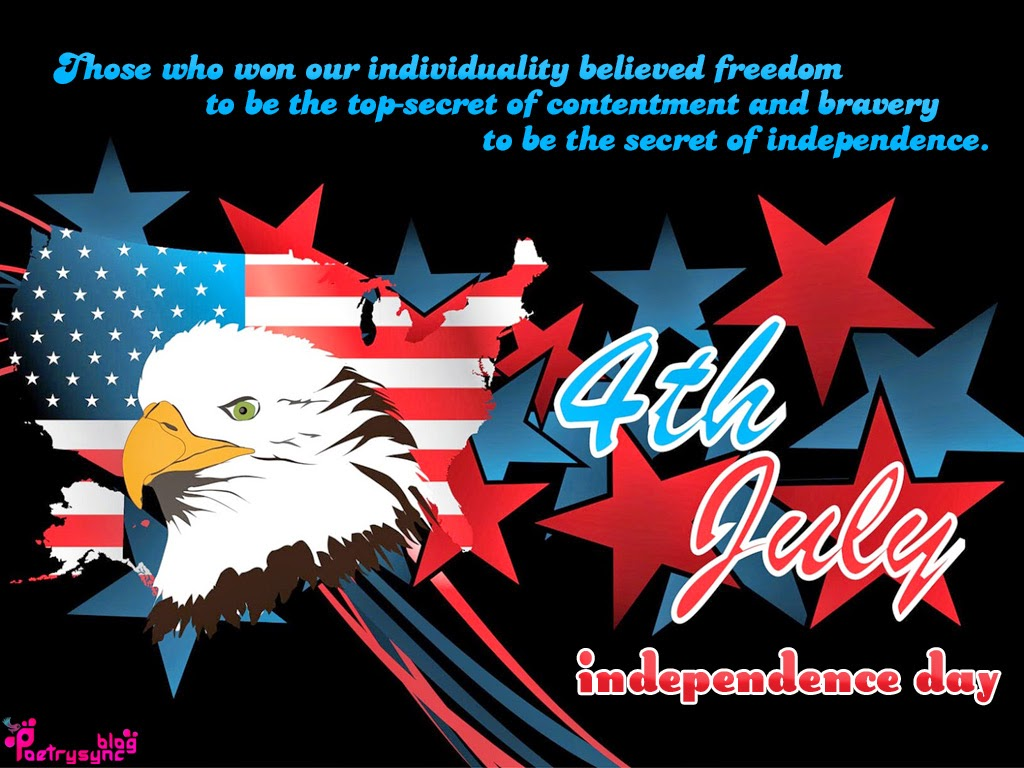 Fourth Of July Quotes And Poems Quotesgram