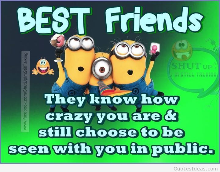 minion best friend quotes quotesgram