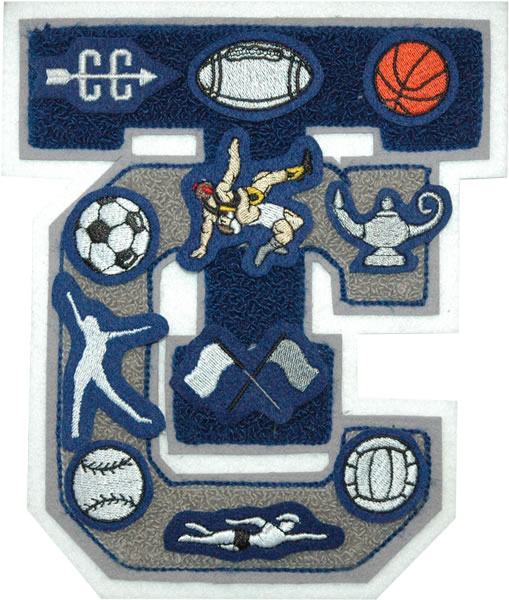 Band Chenille Patches