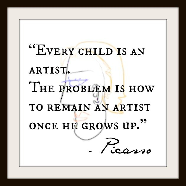 Quotes About Painting: Art Quotes By Famous Artists. QuotesGram