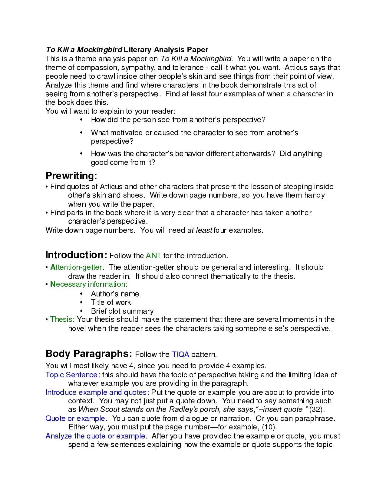 To kill a mockingbird theme courage essay