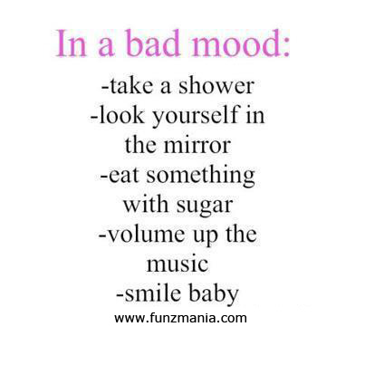 describing my bad day with a foul mood Foul is most commonly used as an adjective to describe a bad smell as a verb, foul usually means make dirty or messy  a foul day is a bad day.
