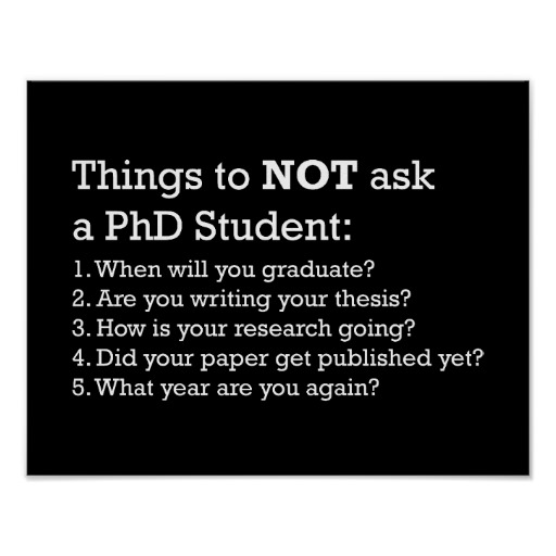 Phd thesis jokes