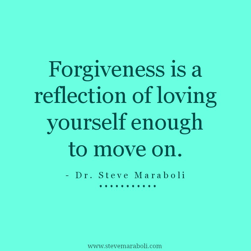 Inspirational Quotes On Life: Quotes On Forgiveness And Moving On. QuotesGram