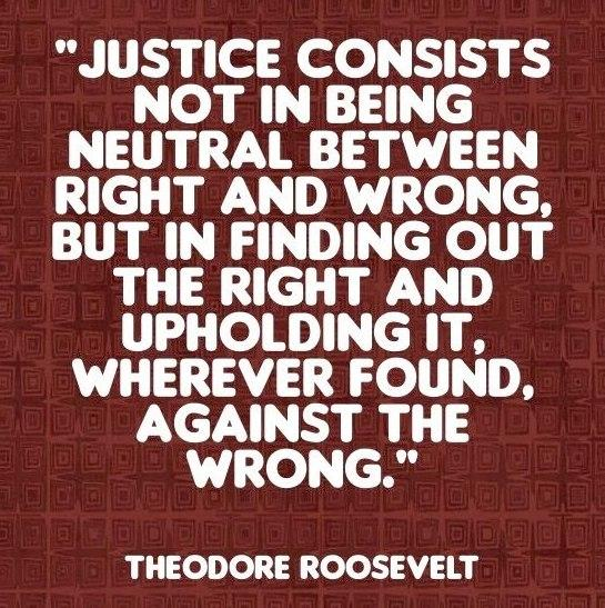 Justice And Peace Quotes: Quotes About Staying Neutral. QuotesGram