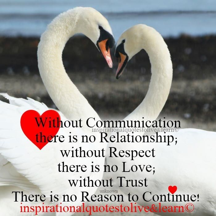 Quotes About Love Relationships: Without Communication Quotes. QuotesGram