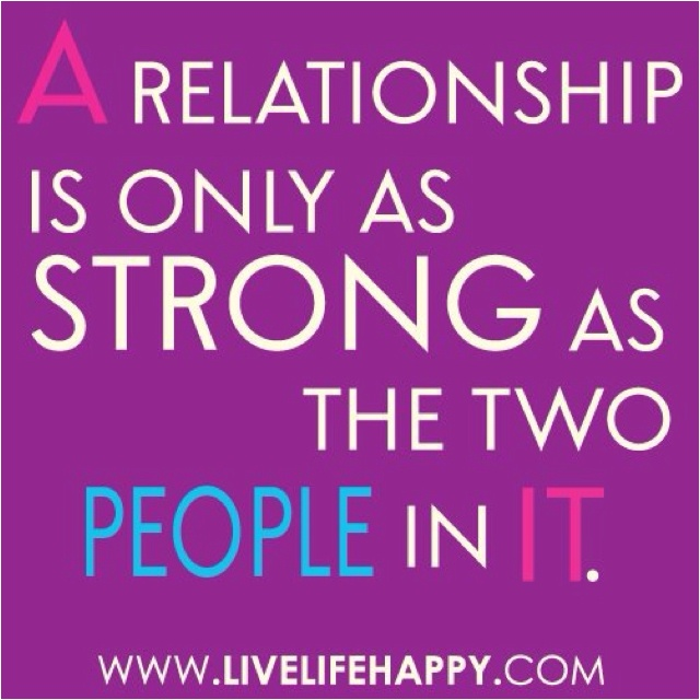 Quotes About Love Relationships: Partnership Quotes Inspirational. QuotesGram