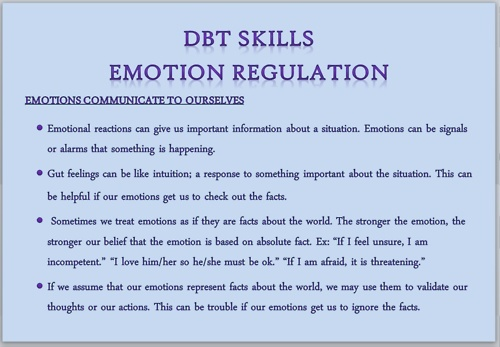 emotion regulation worksheets Termolak – Emotion Regulation Worksheet