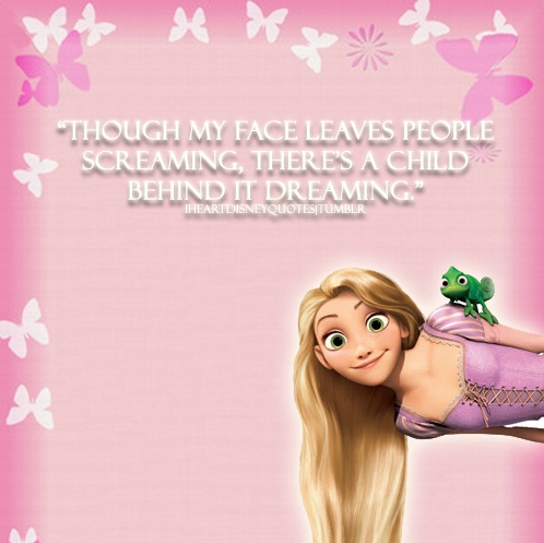 Quotes From Disney Tangled Quotesgram