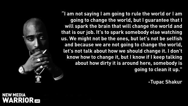 Tupac Quotes: Tupac Quotes About Change. QuotesGram