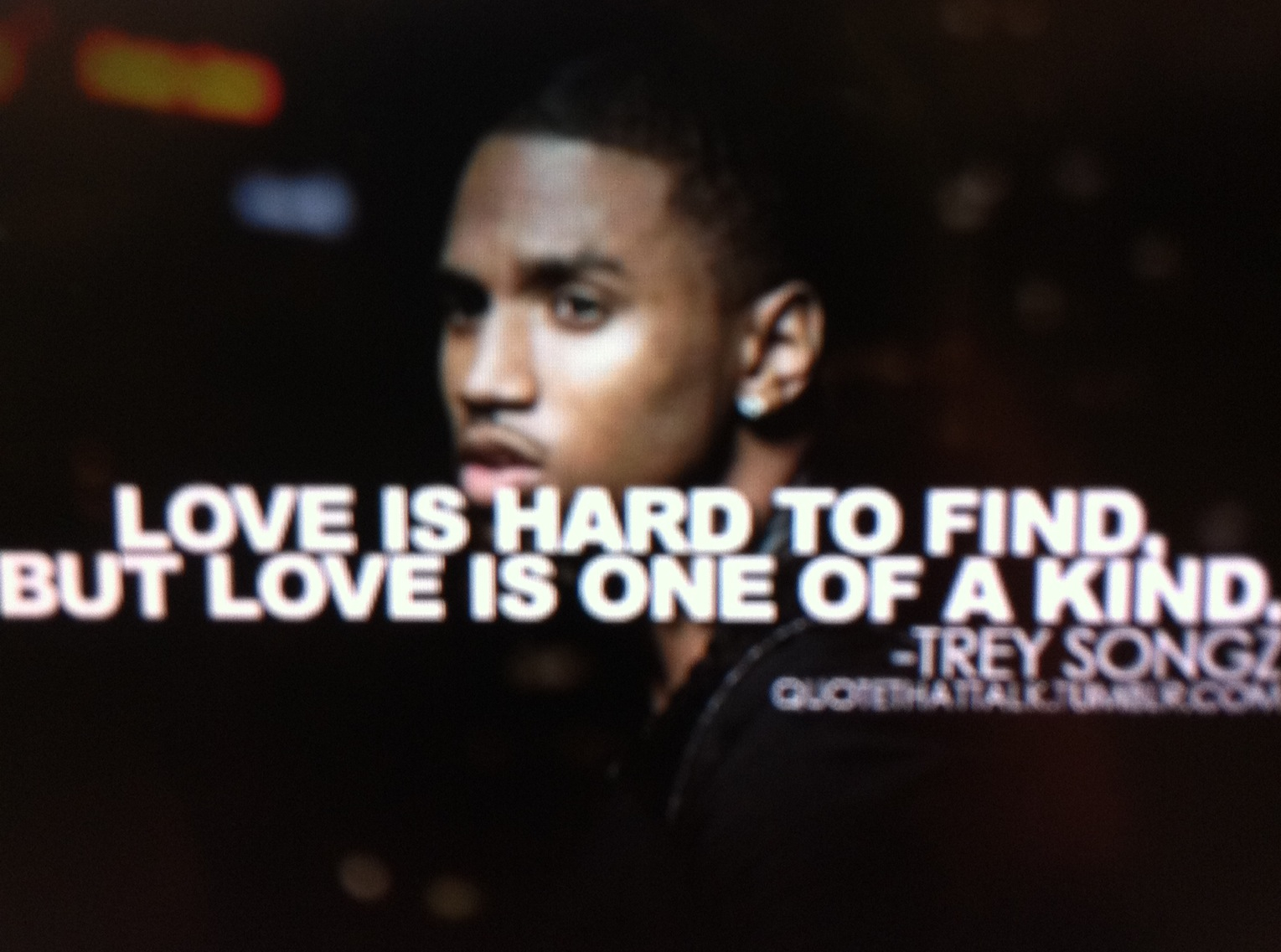 Trey Songz Love Quotes: Love Quotes From Trey Songz. QuotesGram
