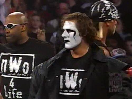 Wcw Bogus Sting: Sting Wrestler Quotes. QuotesGram