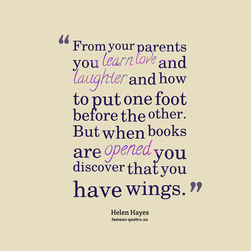 Parents Love Quotes : Parents Love Quotes. QuotesGram