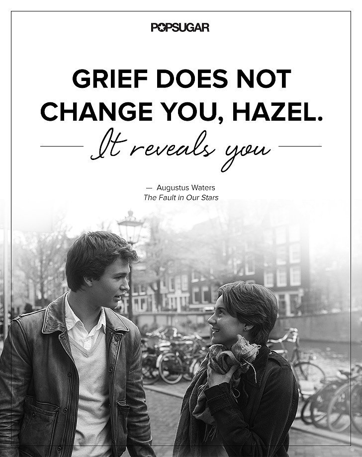 The Fault In Our Stars Movie Quotes. QuotesGram