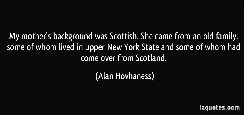 Scottish Quotes About Family Quotesgram
