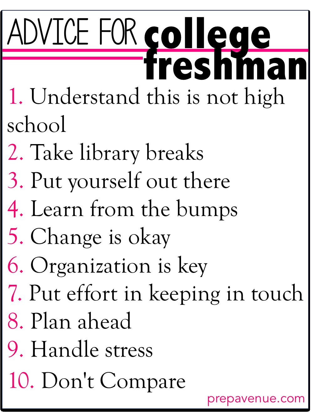 Quotes For College Freshman. QuotesGram