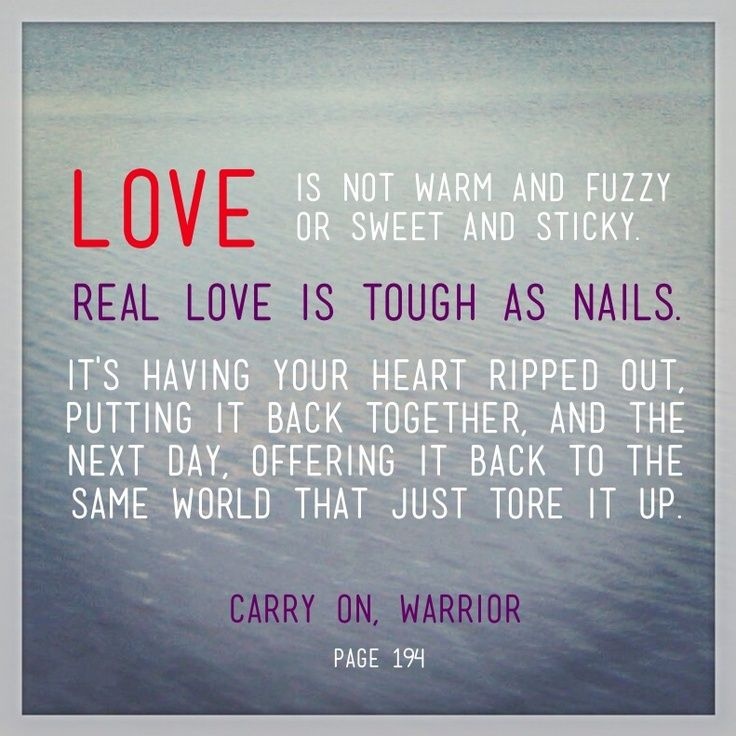 Sayings And Quotes Tough Love. QuotesGram