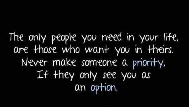 Quotes On Being Someones Priority Quotesgram: Priorities Sayings And Quotes. QuotesGram