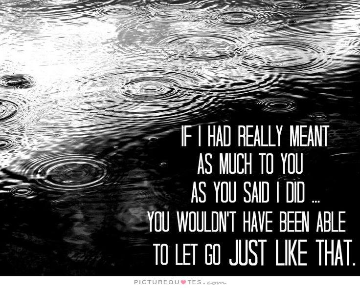 You Left Me Quotes. QuotesGram