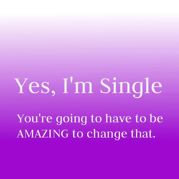 Single But Happy Quotes. QuotesGram
