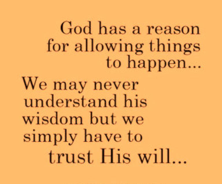 All Things Happen For A Reason Quotes. QuotesGram