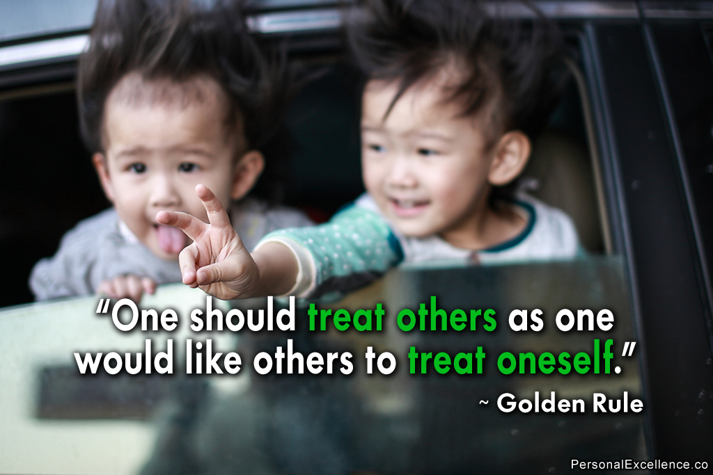 Inspirational Quotes Golden Rule. QuotesGram