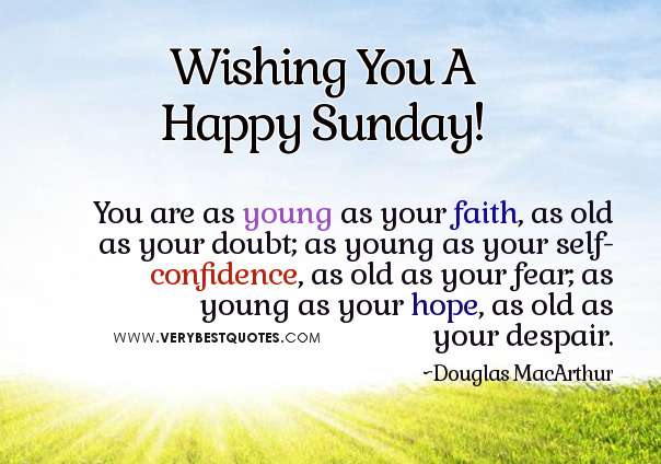 Good Morning Sunday Spiritual Quotes : Quotes about sunday morning quotesgram