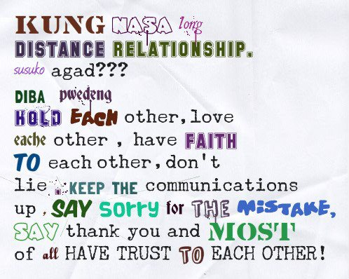 Tagalog Long Distance Relationship Quotes. QuotesGram I Need You Quotes And Sayings For Him