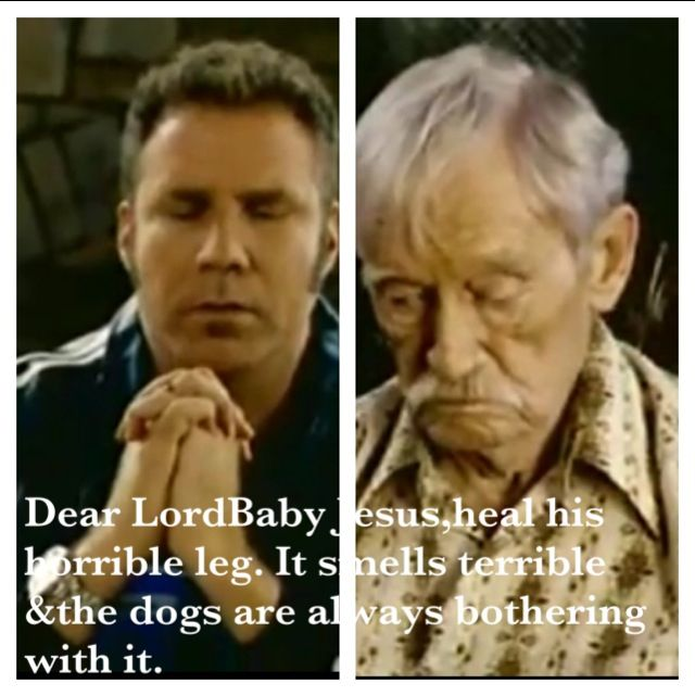 Baby Jesus Ricky Bobby Quotes. QuotesGram