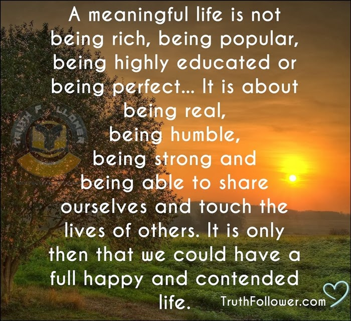 Quotes About Life: Really Deep Quotes About Life. QuotesGram