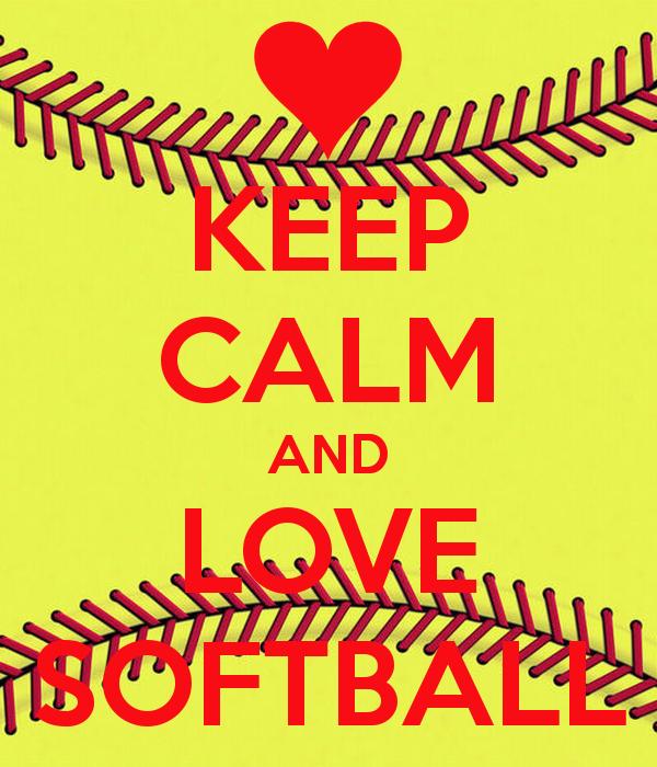 I Love Softball Quotes Girls Quotesgram