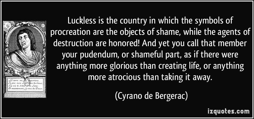 Cyrano De Bergerac Famous Quotes. QuotesGram