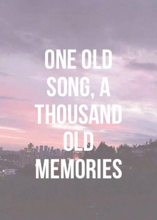 Missing Old Memories Quotes. QuotesGram