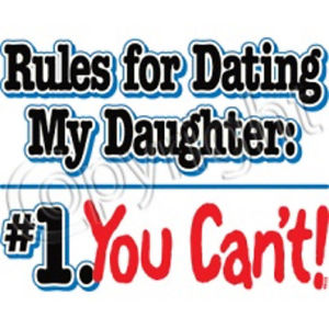 What are the 35 dating rules