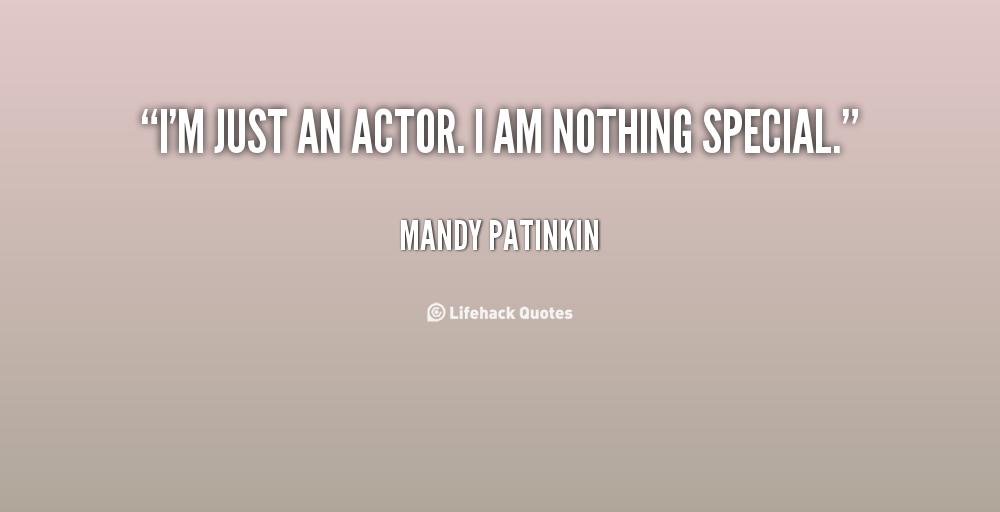 Im Nothing Special Quotes. QuotesGram