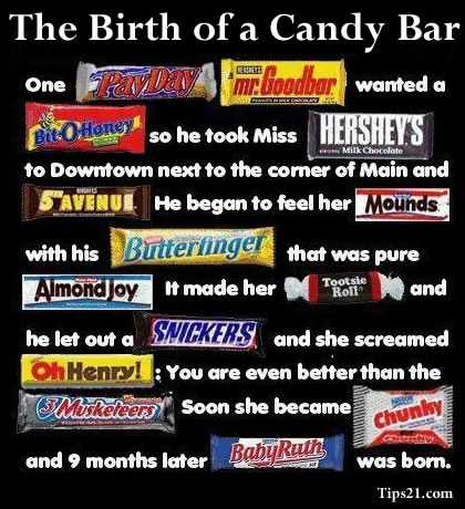 Motivational Quotes For Candy Bars. QuotesGram